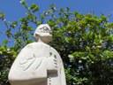 Estátua do Pe. Tavares
